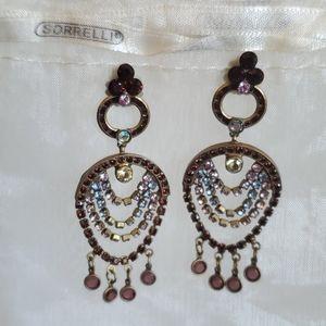 Vintage pierced sorrelli earrings*new listing